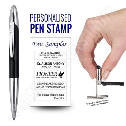 Executive Pen Stamp, Colop Executive Pen stamp`