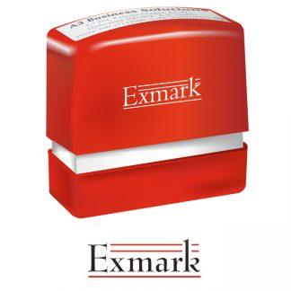 Design Exmark Stamp