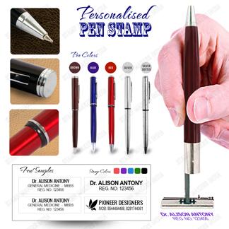 Design Pen Stamp