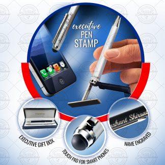 Trodat Goldring Pen Stamp